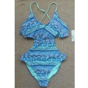 Arizona Jean co Swimsuit size Large